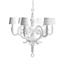 Paper Chandelier L shades люстра